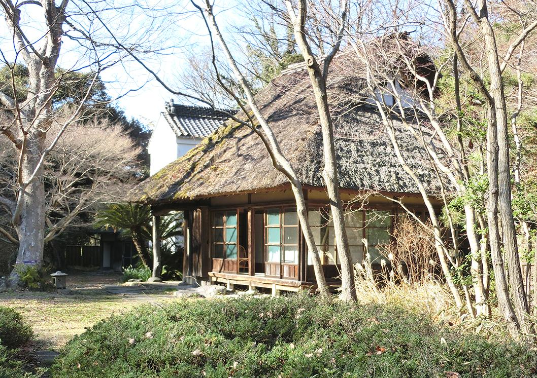 茅山荘・母屋